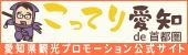 愛知観光プロモーション「こってり愛知」の支援